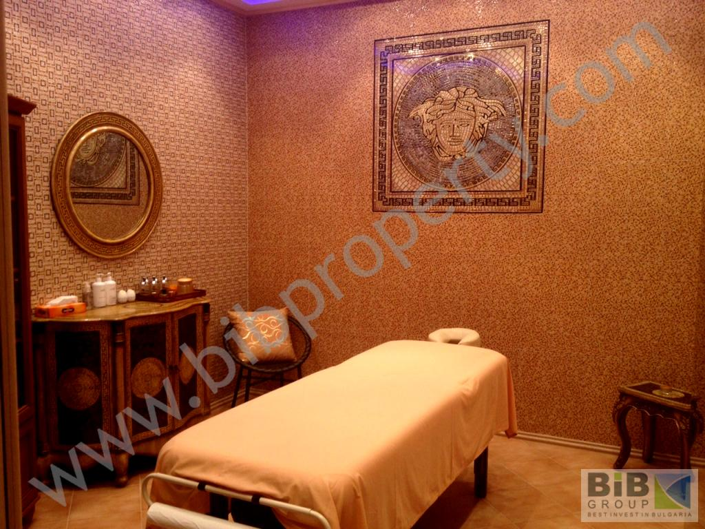 Massage in varna
